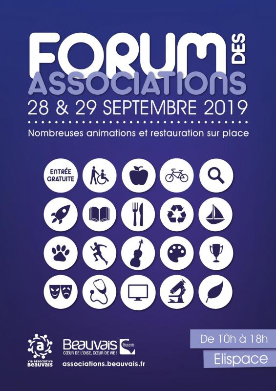 Affiche a3 forum des associations 2019 v3